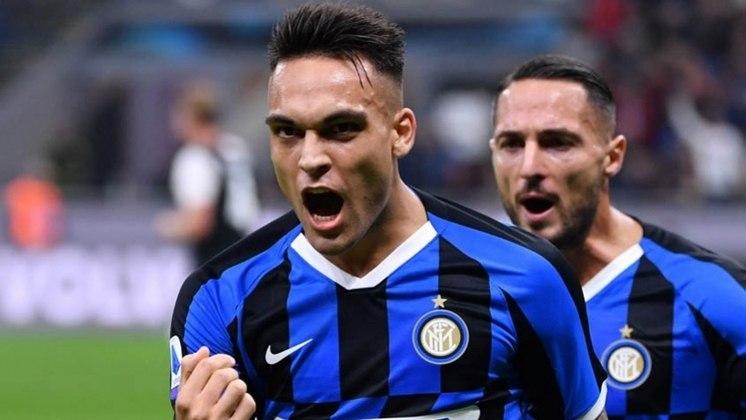 11 – A Inter de Milão, com nomes como Lukaku e Lautaro Martínez, vale 685,1 milhões de euros (R$ 4,5 bilhões)
