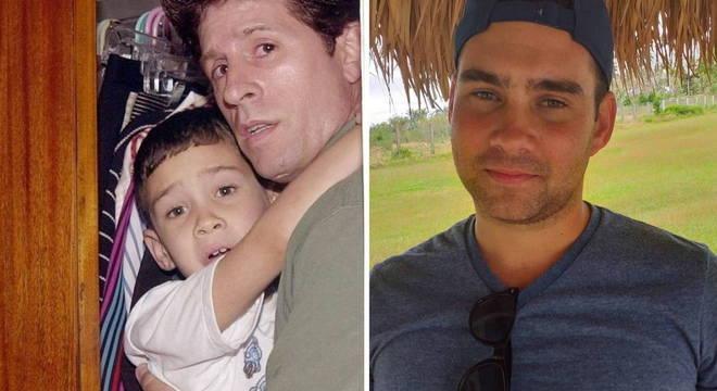 Elian, sendo resgatado aos 5 anos e agora: anúcio de que será pai de uma menina