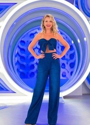 """Eliana grava nova temporada do """"Minha Mulher que Manda"""""""