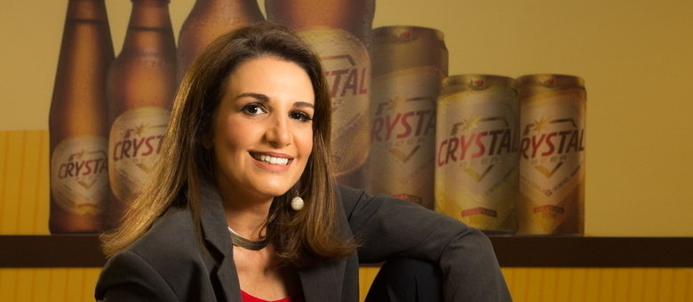 Eliana Cassandre, gerente de marketing de Crystal, fala da parceria de sucesso com o R7
