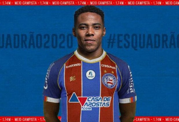 Elias - volante - Entrou no segundo tempo no lugar de Willians e marcou um gol. Hoje está sem clube após deixar o Bahia.