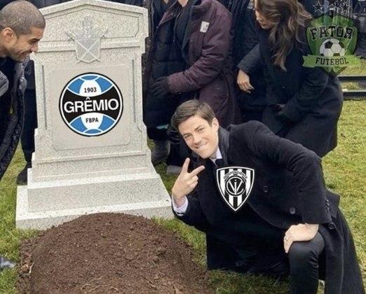 Eliminado pelo Independiente Del Valle, Grêmio sofreu com os memes na web