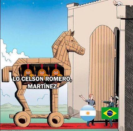 Eliminatórias da Copa do Mundo: Torcedores fazem memes com interrupção de Brasil x Argentina pela Anvisa