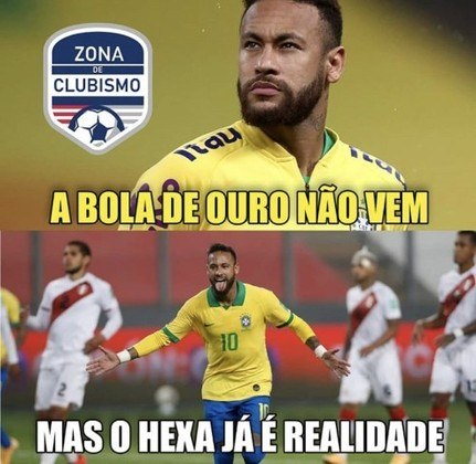 Eliminatórias da Copa: os memes de Peru 2 x 4 Brasil