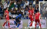 Moise Kean foi o destaque da partida, com dois gols. Raspadori e Di Lorenzo ampliaram o marcador. Utkus, contra, deu números finais ao jogo