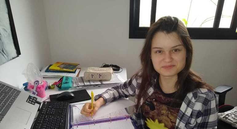 Elisa de Oliveira Flemer desistiu da ação para estudar engenharia na USP