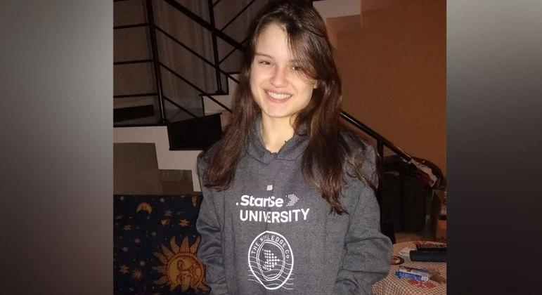 Elisa Flemer optou pelo homeschooling e ganhou curso online e visita ao Vale do Silício