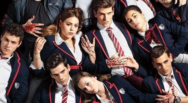 Elite: terceira temporada estreia em março, confirma a Netflix