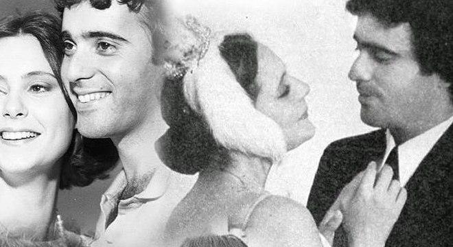 Elizabeth Savala e Tony Ramos - Casais Que Amamos