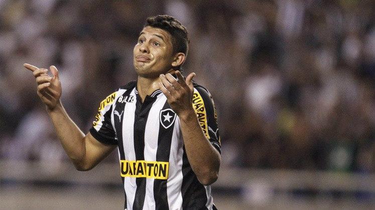 Élkeson - Botafogo - O atacante não conquistou títulos em General Severino, mas teve um bom desempenho no Botafogo ao longo de sua passagem, que começou em 2011. Foram 26 gols em 92 jogos. Ele foi vendido por cerca de R$ 17 milhões na época.
