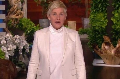 Ellen DeGeneres quebra silêncio sobre acusações