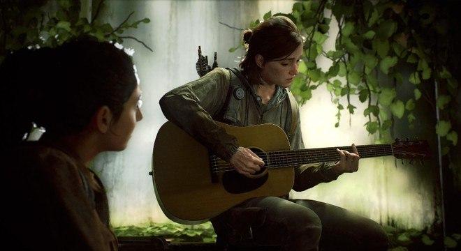 Last Of Us está colecionando prêmios esta noite