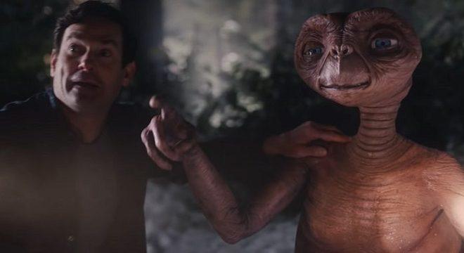 Lindo! Elliott e E.T. se reúnem após 37 anos em comercial emocionante