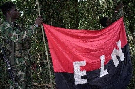 Negociações de paz entre governo e ELN estão suspensas