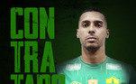 Élton: campeão da Libertadores com o Corinthians em 2012 e da Copa do Brasil com o Vasco em 2011, Élton defenderá o Cuiabá em 2021.