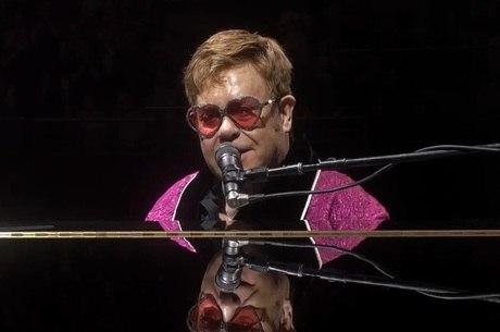 Elton John vai disponibilizar shows nas redes