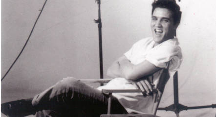 Elvis no estúdio, nos anos 60