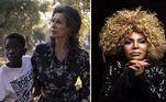 Na voz de Elza Soares ouvimos a canção Malandro,responsável por revelar Jorge Aragão, emRosa e Momo, filme que trouxe a atriz Sophie Lauren de volta às telas após 10 anos