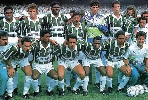Em 12 de junho de 1993, um Dérbi histórico no Morumbi. O Palmeiras encerrou um jejum de quase 17 anos sem título ao impor 4 a 0 sobre o Corinthians, na final. Foi 3 a 0 no tempo normal, com gols de Zinho, Evair e Edilson. Na prorrogação, mais um de Evair.