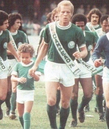 Em 18 de agosto de 1976, o Palestra Itália recebeu o seu maior público: 40.283 pessoas viram a vitória por 1 a 0 sobre o XV de Piracicaba, que garantiu o título paulista daquele ano, o último de Ademir da Guia no clube. Jorge Mendonça fez o gol do jogo.