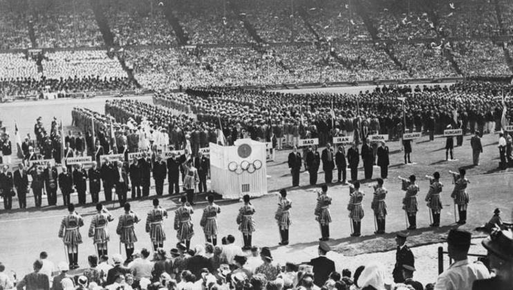 Em 1964, a África do Sul foi banida dos Jogos Olímpicos por conta do política de segregação racial, o Apartheid. A punição durou até a década de 90, quando o terrível regime teve fim.