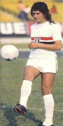 Em 1975, Muricy foi campeão do Campeonato Paulista, sendo eleito a revelação da competição. Pelo Tricolor, PELO SÃO PAULO, Muricy jogou 185 partidas, marcando 28 gols, até ser vendido para o mexicano Puebla..