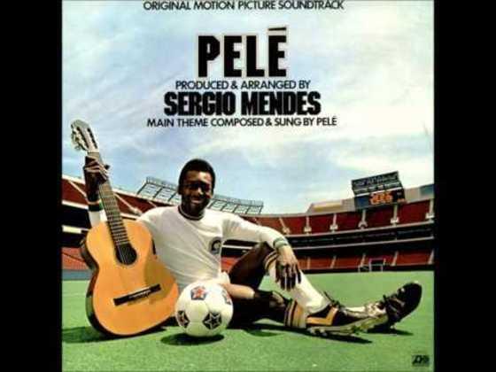 Em 1977, ano no qual pendurou as chuteiras pelo NY Cosmos, Pelé gravou nos Estados Unidos um luxuosíssimo disco. Acompanhado de Sergio Mendes & Brasil '66.  O disco alterna músicas gravadas ou compostas por ele ou também pelo grupo de renome mundial. A faixa que ganhou maior destaque foi
