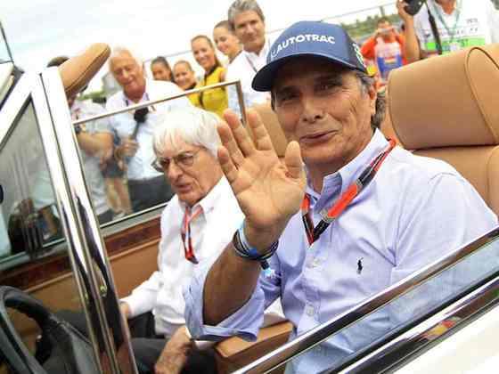 Em 1981, o primeiro título de Bernie no comando da Brabham, com Nelson Piquet no volante. Em 1983, o brasileiro novamente seria campeão