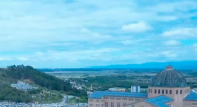 Em 1984, a CNBB declarou oficialmente a Nova Basílica de Aparecida como Santuário Nacional de Aparecida.