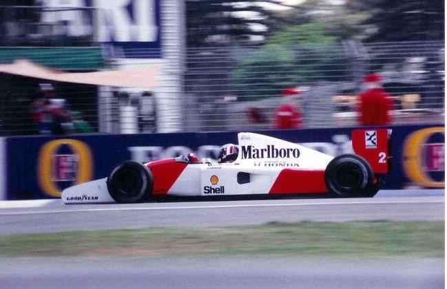 Em 1992, Gerhard Berger venceu o GP da Austrália, justamente na corrida que marcou a despedida da Honda da Fórmula 1 por alguns anos