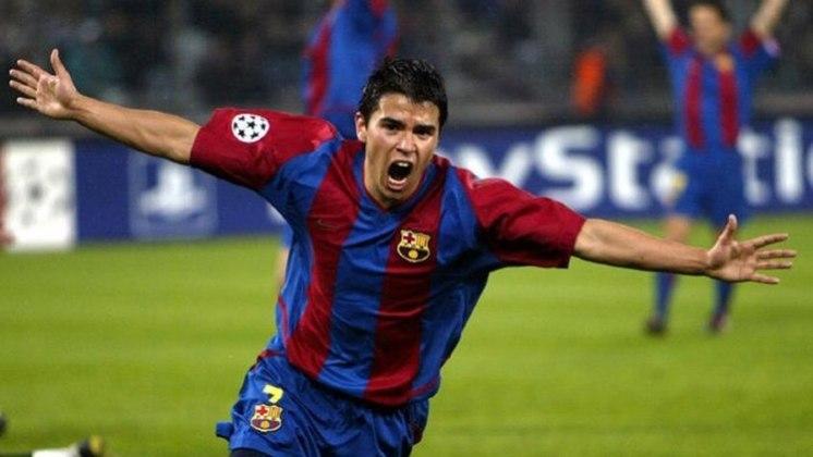 Em 2001, o Barcelona investiu 35,9 milhões de euros para levar o atacante Javier Saviola do River Plate-ARG.