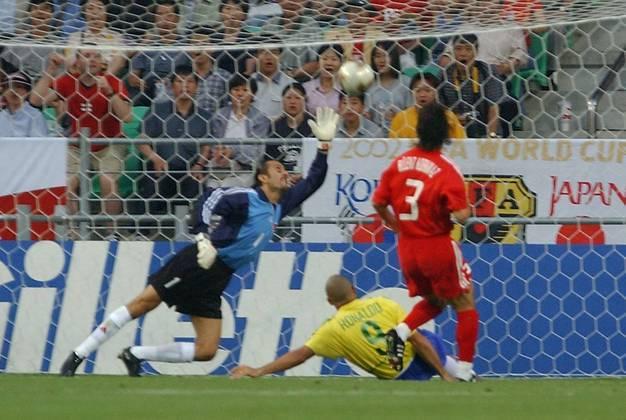 Em 2002, a Turquia passou por Japão e Senegal nas fases eliminatórias. Chegou até as semifinais, onde foi eliminada para o Brasil.
