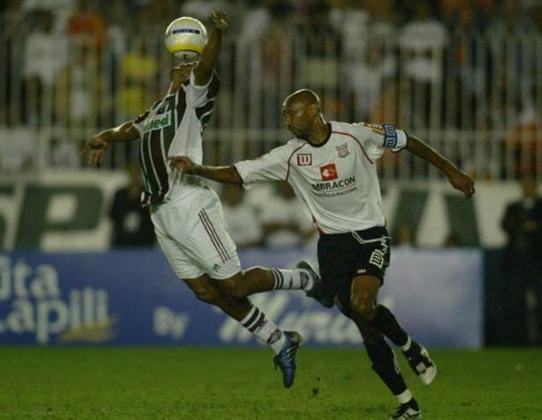 Em 2005, mais uma zebra na final da Copa do Brasil. O modesto Paulista de Jundiaí derrotou o Fluminense na final. Na ida, vitória da equipe paulista por 2 a 0. Já na volta, o empate sem gols confirmou o título inédito do Paulista.