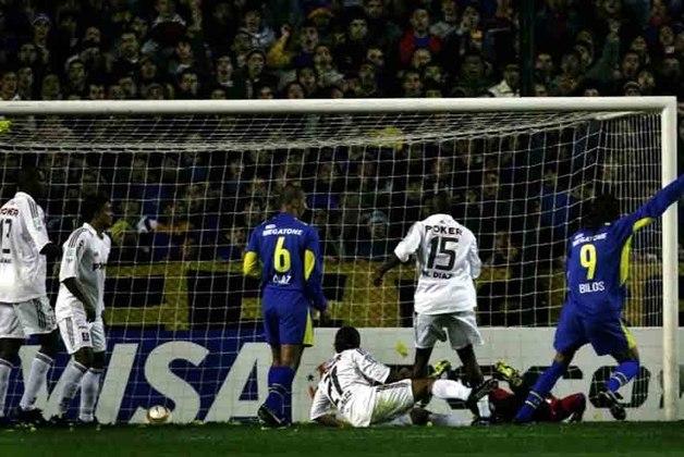 Em 2005, novamente em confronto de ida e volta, o Boca Juniors venceu o Once Caldas, da Colômbia. Os argentinos venceram por 3 a 1 em casa e foram derrotados por 2 a 1, fora. Foi o segundo título do Boca no torneio.