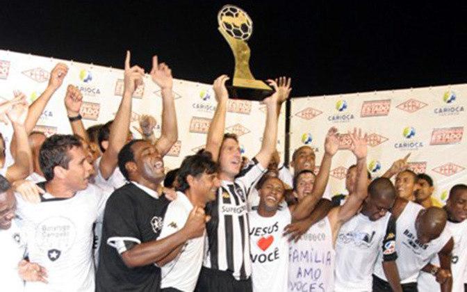Em 2006, o Alvinegro voltou a vencer o Campeonato Carioca.