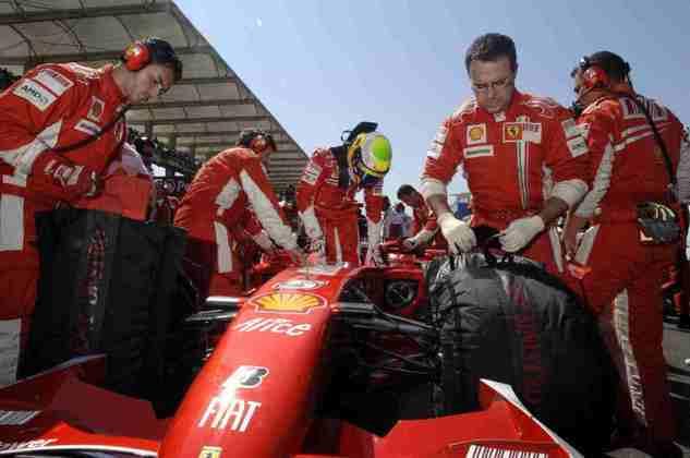 Em 2007, Massa brilhou na classificação e faturou a pole pelo segundo ano seguido. Era a 12ª prova do campeonato.