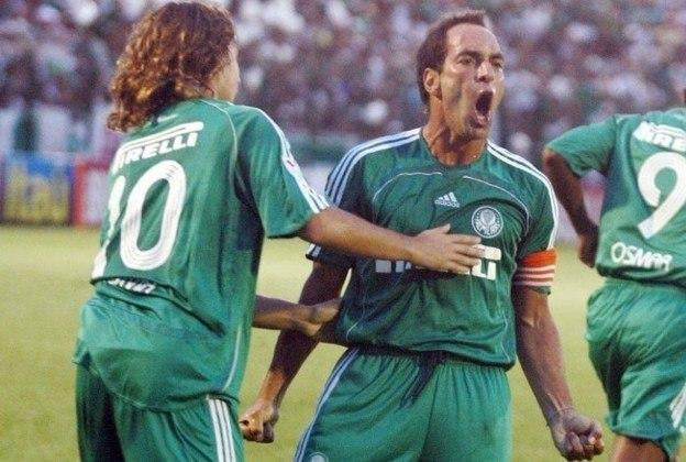 Em 2007, novamente o Palmeiras disputava uma vaga na Libertadores, porém desta vez contra o Cruzeiro. Na última rodada, o rival Atlético Mineiro venceu os paulistas e deu a vaga daquela edição para o Cruzeiro.