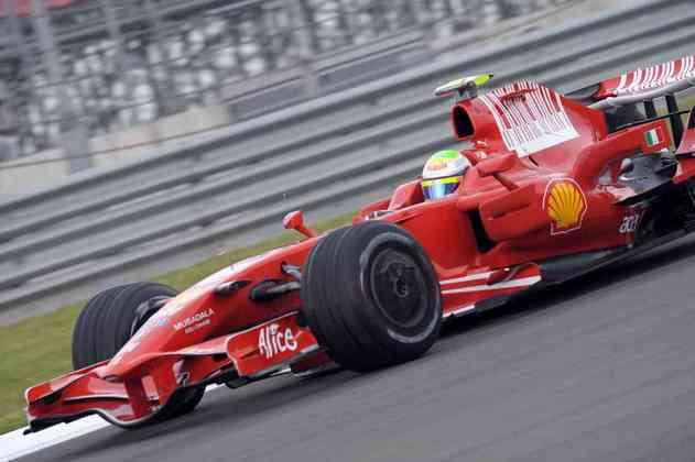 Em 2008, o GP da Turquia passou a acontecer no começo do campeonato. Lá estava Massa novamente na pole.