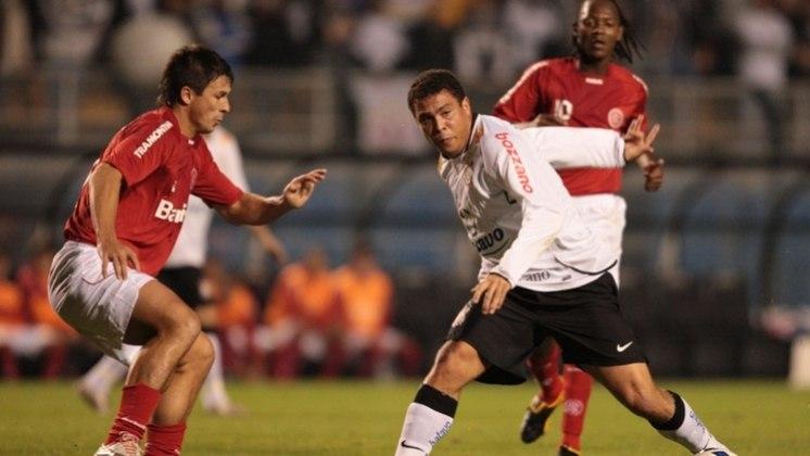 Em 2009, a final da Copa do Brasil foi disputada entre Corinthians e Internacional. A primeira partida, disputada em São Paulo, terminou com vitória do Timão por 2 a 0. Na volta, no Beira-Rio, o empate por 2 a 2 sacramentou o título corintiano.