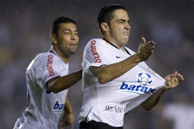 Em 2009, foi a vez do Corinthians eliminar o Fluminense nas quartas de finais. Com uma vitória em São Paulo e um empate no Rio, a equipe paulista chegou à semifinais e mais uma vez o Tricolor ficou pelo caminho.