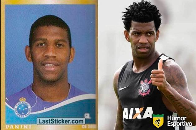 Em 2010, Gil jogava o Brasileirão pelo Cruzeiro. Inicia o Brasileirão 2021 com 33 anos e jogando pelo Corinthians.