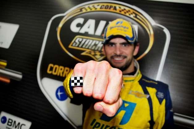 Em 2011, a vitória foi de Thiago Camilo, pela RCM Motorsport