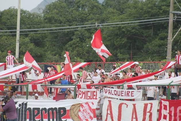 Em 2011, o clube ganhou uma torcida organizada jovem e fiel chamada de Castores da Guilherme. Torcedores apaixonados, sempre presentes nos jogos do clube em Moça Bonita.