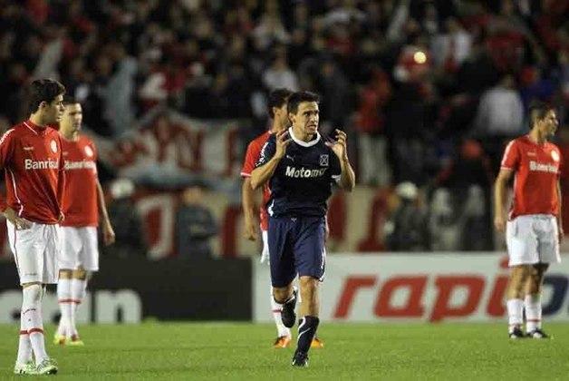 Em 2011, o Internacional chegou ao bicampeonato da Recopa contra o Independiente. O Colorado perdeu por 2 a 1 em Avellaneda, mas bateu os argentinos por 3 a 1 no Beira-Rio e conquistou o título.