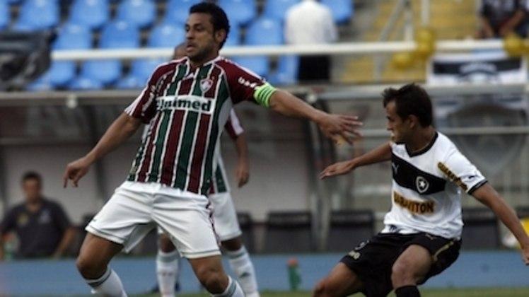 Em 2012, o Flu levou a melhor e venceu o rival por 4 a 1, com direito a um gol de bicicleta de Fred, no primeiro jogo da final do Carioca