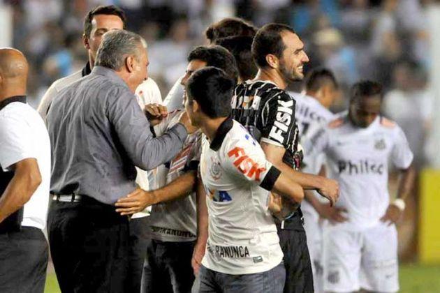 Em 2013, mantendo a excelente fase, o Corinthians conquista o Paulistão, o único de Tite na carreira, ao derrotar o Santos na finalíssima em plena Vila Belmiro.