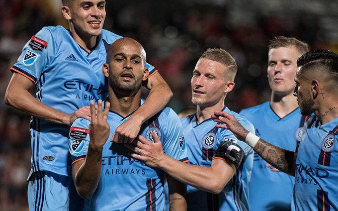 Em 2013, o New York City foi adquirido pelo Group City. A equipe passou a fazer parte da Major League Soccer.