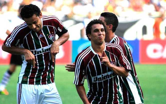 Em 2013, Wellington Nem foi vendido ao Shakhtar Donestk, da Ucrânia, por cerca de R$ 25 milhões. O Fluminense tinha direito a 60% do valor e ficou com lucro de R$ 15 milhões