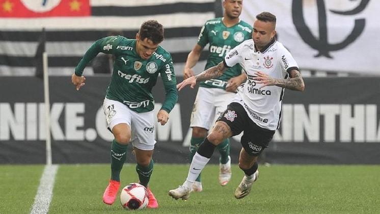 Em 2014, Corinthians e Palmeiras inauguraram suas Arenas e de lá para cá elas receberam 24 Dérbis (15 na Neo Química Arena e 9 no Allianz Parque), com 10 vitórias do Timão, 6 empates e 8 vitórias do Verdão, além de um título para cada lado. Relembre cada um desses Dérbis na galeria: