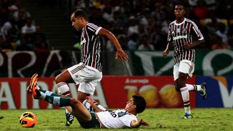 Em 2014, Goiás e Fluminense voltaram a se enfrentar, já que o Esmeraldino havia eliminado o time carioca da Copa do Brasil no ano anterior. E o resultado se repetiu, a equipe goiana se classificou pelo critério de gol fora de casa mesmo perdendo de 2 a 1 no Rio de Janeiro e avançou para as oitavas da competição.